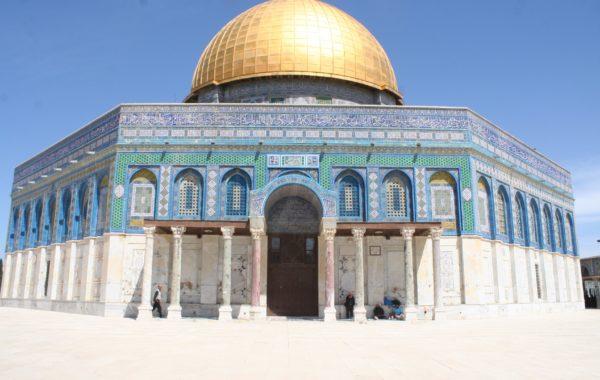 Jerusalem – Dome of the Rock