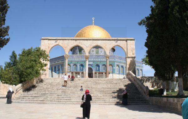Jerusalem – The Arches
