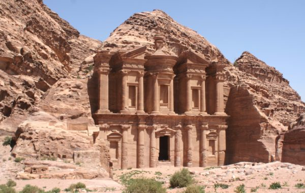 Jordan – The Caves