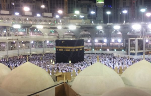 Makkah – Behind the Old Domes