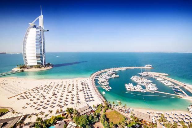 Free Visa to Dubai